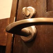 サムターン式の鍵